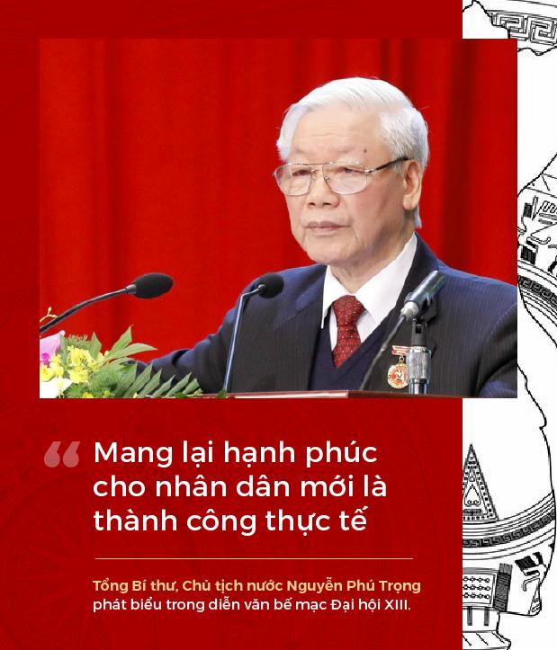 Phát ngôn ấn tượng của Tổng Bí thư, Chủ tịch nước Nguyễn Phú Trọng sau khi tái đắc cử - Ảnh 3.