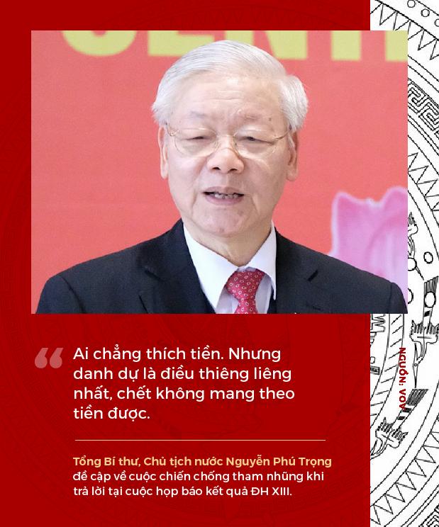 Phát ngôn ấn tượng của Tổng Bí thư, Chủ tịch nước Nguyễn Phú Trọng sau khi tái đắc cử - Ảnh 8.