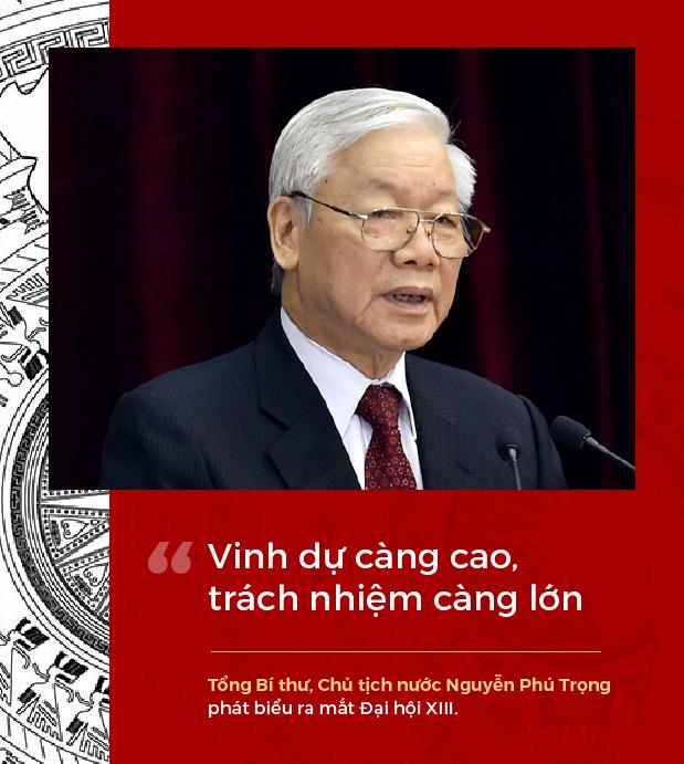 Phát ngôn ấn tượng của Tổng Bí thư, Chủ tịch nước Nguyễn Phú Trọng sau khi tái đắc cử - Ảnh 2.