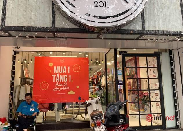 Nhiều hãng thời trang, cửa hàng thi nhau 'xả hàng', giảm giá 80%... khách vẫn thờ ơ - Ảnh 11.
