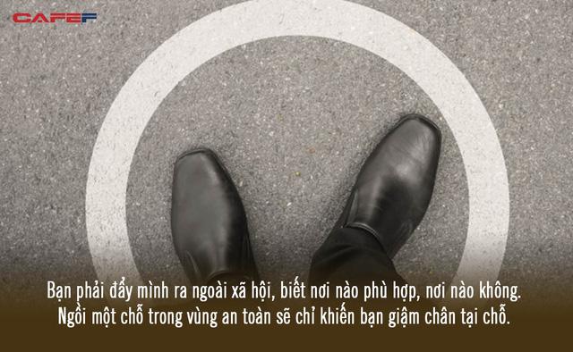 Sau buổi phỏng vấn thảm họa, tôi mới nhận ra sai lầm khiến mình đi xin việc mãi không thành: Dám sảy chân mới biết đau mà tránh - Ảnh 3.