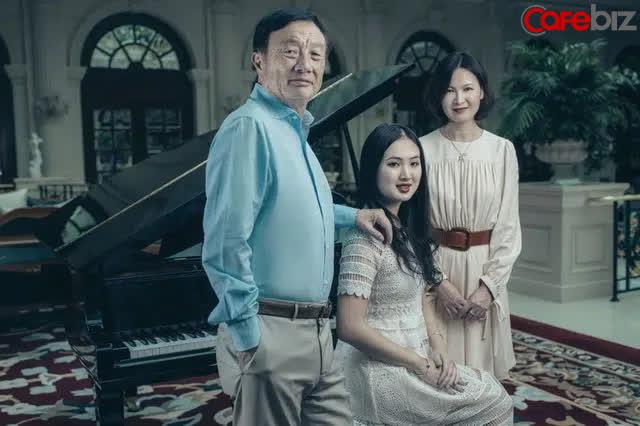 Góc tối của hai công chúa đều mang họ mẹ của ông chủ tập đoàn tỷ đô Huawei: Cha tỷ phú chưa chắc con đã có cuộc sống như mơ! - Ảnh 4.