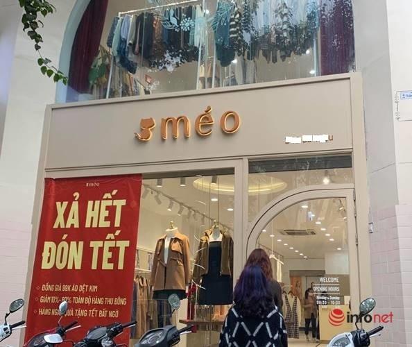 Nhiều hãng thời trang, cửa hàng thi nhau 'xả hàng', giảm giá 80%... khách vẫn thờ ơ - Ảnh 5.