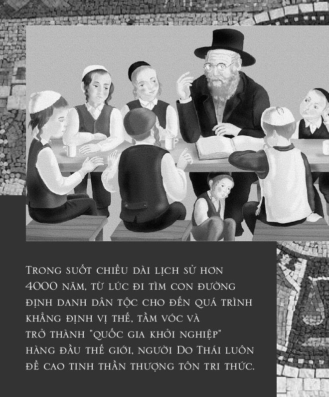 Dân tộc Do Thái – Đức tin dân tộc được chọn - Ảnh 4.