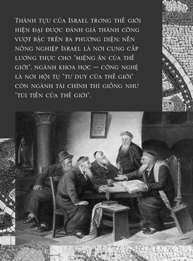 Dân tộc Do Thái – Đức tin dân tộc được chọn - Ảnh 8.