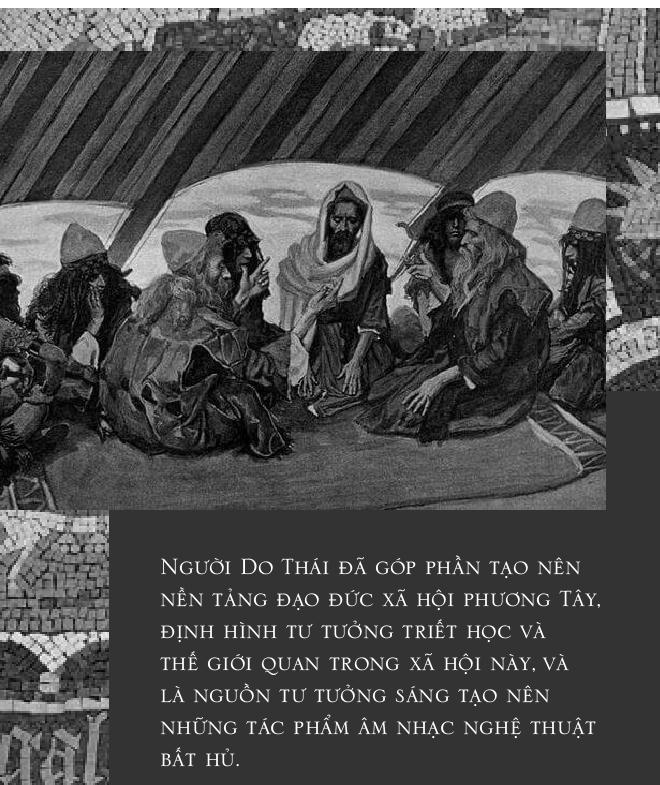 Dân tộc Do Thái – Đức tin dân tộc được chọn - Ảnh 5.