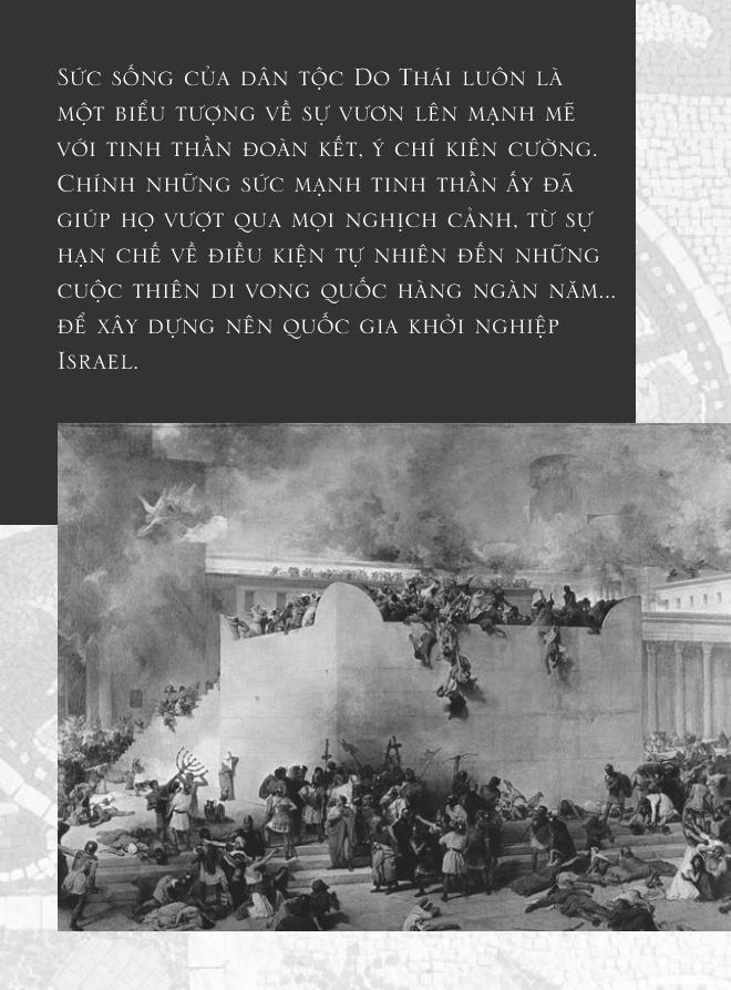 Dân tộc Do Thái – Đức tin dân tộc được chọn - Ảnh 11.