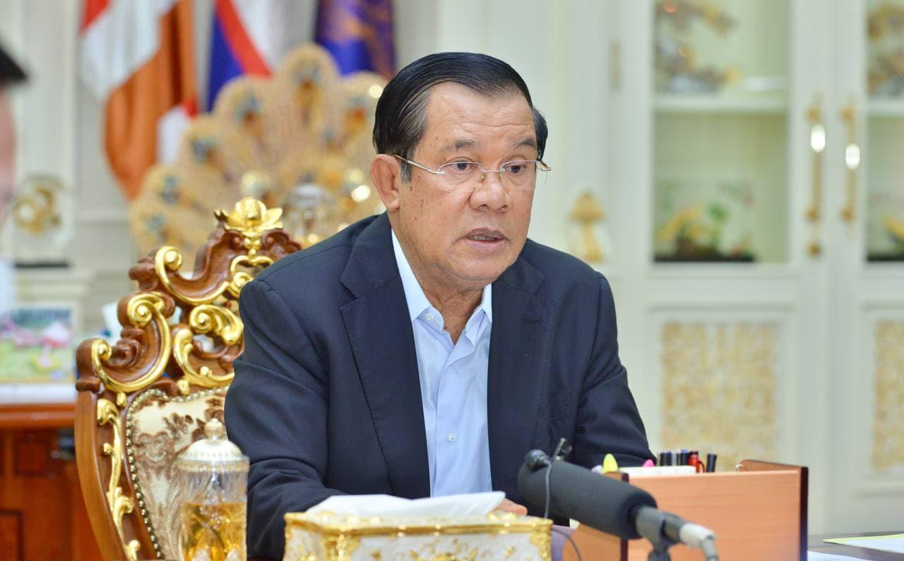 """Bùng ổ dịch Covid-19 hầu hết là người Hoa rúng động thủ đô Campuchia: Ông Hun Sen """"báo động chưa từng thấy"""""""