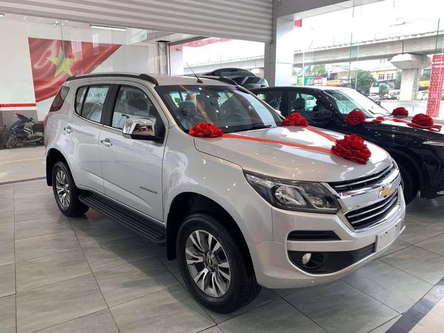 Sau giảm giá gần 300 triệu, đại lý VinFast đã xả hết xe Chevrolet hàng tồn ở Việt Nam - Ảnh 1.