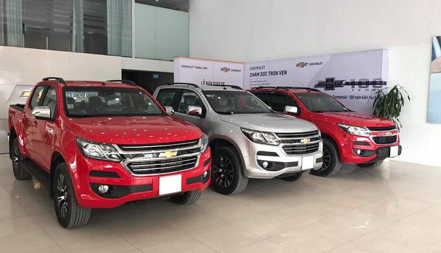 Sau giảm giá gần 300 triệu, đại lý VinFast đã xả hết xe Chevrolet hàng tồn ở Việt Nam - Ảnh 2.