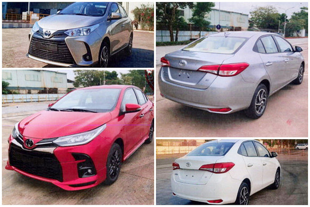Lộ thông số Toyota Vios 2021 sắp bán tại Việt Nam: Bản GR-S thiếu nhiều trang bị, giá cao nhất hơn 600 triệu đồng - Ảnh 7.