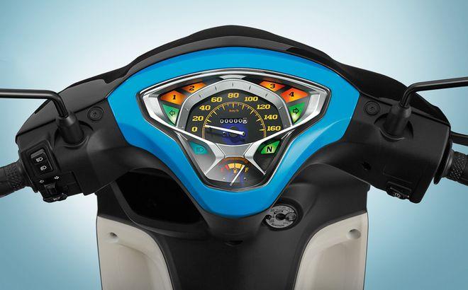 Đi 100km tốn 1 lít xăng, chiếc xe máy giá 30 triệu khiến Honda Wave phải nể có gì? - Ảnh 5.