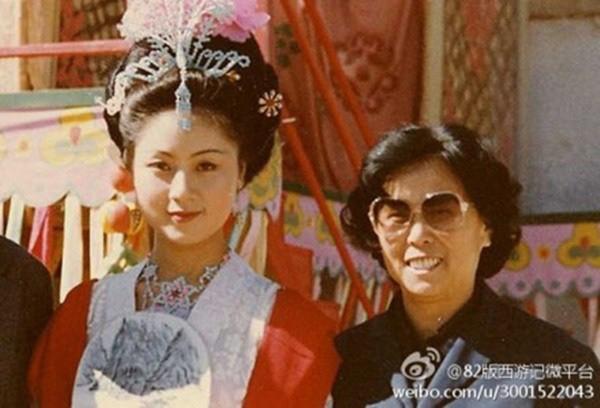 Nữ diễn viên đắt giá nhất Tây Du Ký, chỉ đóng 180 giây nhưng được đạo diễn thuê máy bay đón - Ảnh 2.