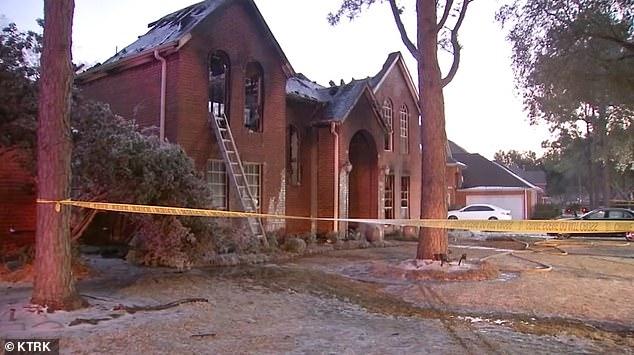 Tấn bi kịch của gia đình gốc Việt trong đợt rét kỷ lục ở Texas: 4 bà cháu chết cháy trong căn nhà rực lửa, mẹ liều mạng lao vào cứu nhưng lực bất tòng tâm - Ảnh 2.