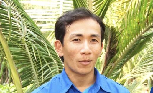 Trồng dừa rồi chặt đi, chàng trai Kiên Giang thu lãi gần trăm triệu đồng mỗi/năm - Ảnh 1.
