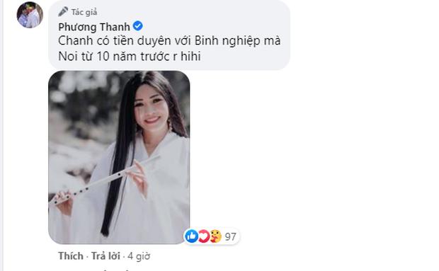 Phương Thanh vô tình lộ thông tin profile không vừa của 'phi công trẻ', kém tới 21 tuổi? - ảnh 2