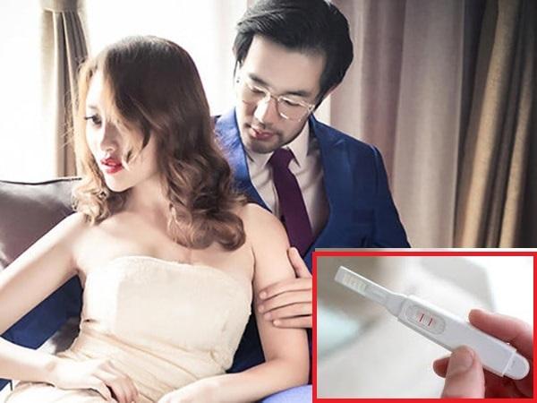 Cô gái giả mang thai để ép cưới, nào ngờ bạn trai giàu có lại thâm hiểm tới vậy - Ảnh 1.