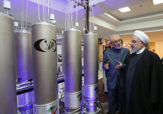 Đại giáo chủ Iran tuyên bố sốc về mức làm giàu urani - Ảnh 1.
