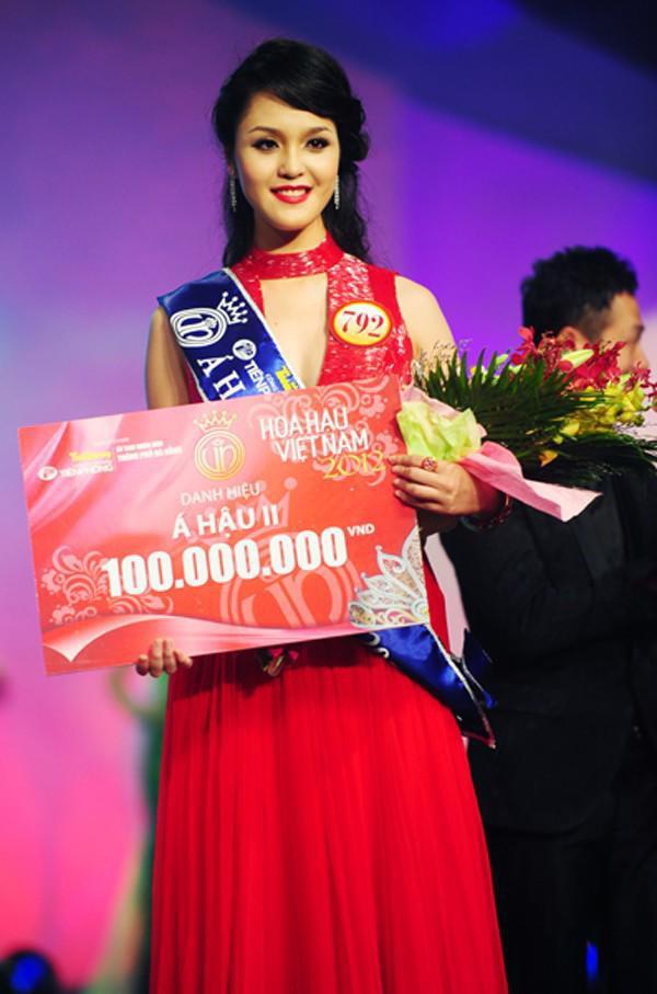 Top 3 HHVN 2012: Hoa hậu Đặng Thu Thảo và 2 á hậu đều có hôn nhân viên mãn - Ảnh 13.