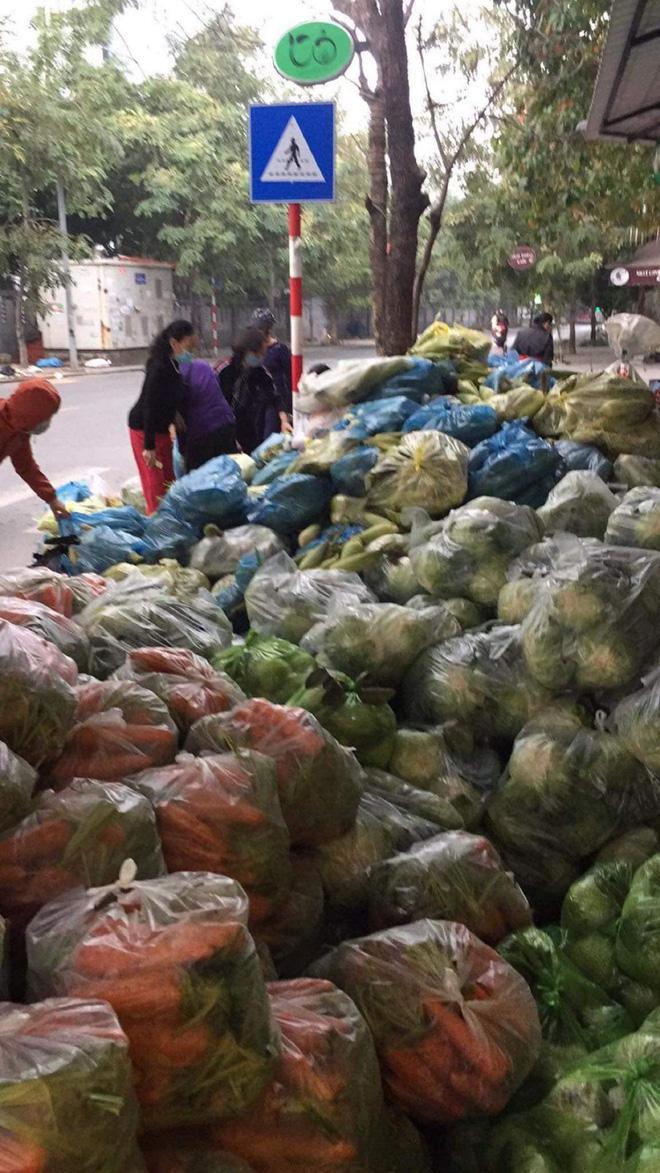 Ấm lòng giữa mùa dịch: MC Đại Nghĩa giải cứu 20 tấn nông sản trong 1 tiếng, xúc động vì hành động đẹp của người dân - Ảnh 5.