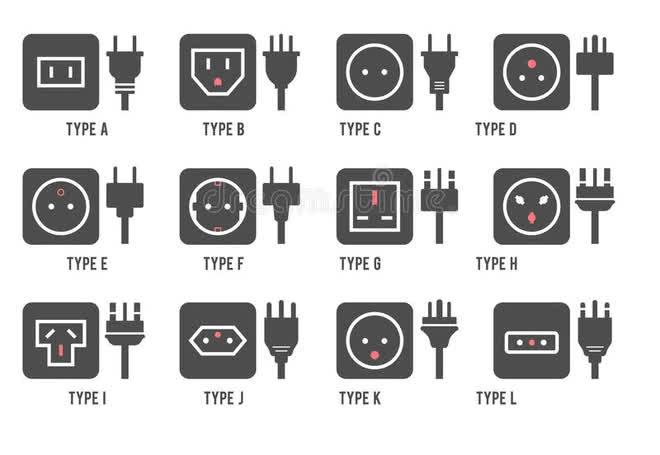 Trẻ con đánh đố: Tại sao các quốc gia khác nhau lại có các phích cắm/ổ cắm điện khác nhau? - Ảnh 2.