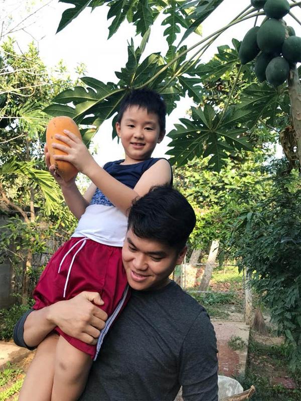 Cuộc sống bên chồng kém 7 tuổi của Lê Phương: Mẹ chồng bênh vực, các con nghe lời - Ảnh 3.