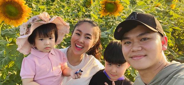 Cuộc sống bên chồng kém 7 tuổi của Lê Phương: Mẹ chồng bênh vực, các con nghe lời - Ảnh 4.