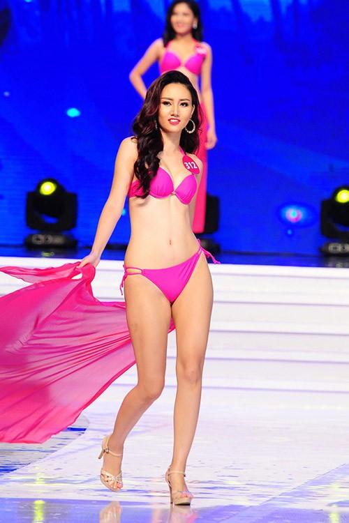 Giảm cân thần tốc, dàn người đẹp giành được danh hiệu cao khi dự thi Hoa hậu Việt Nam - Ảnh 7.