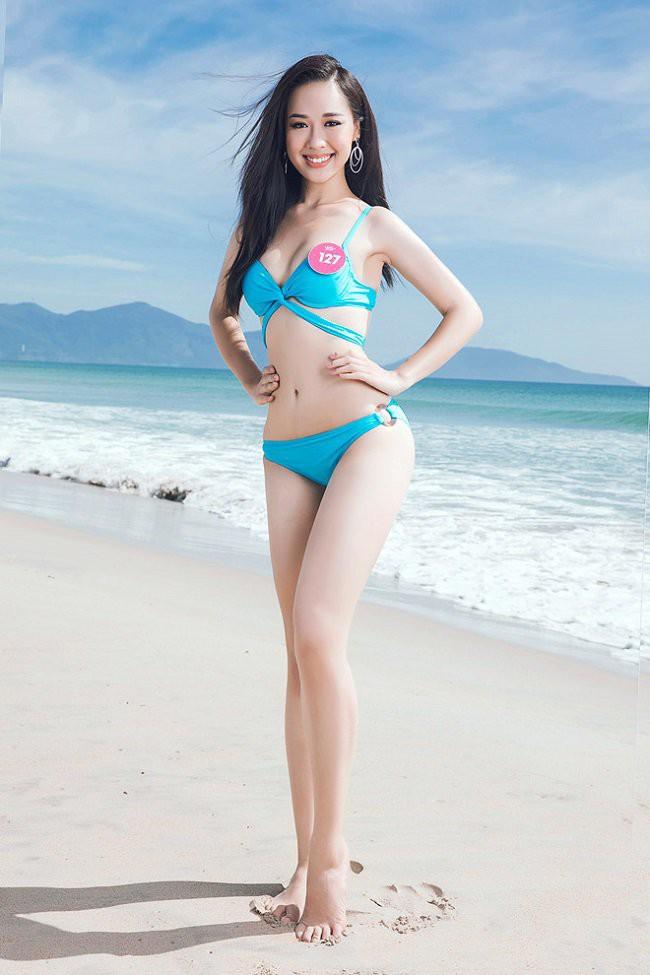 Giảm cân thần tốc, dàn người đẹp giành được danh hiệu cao khi dự thi Hoa hậu Việt Nam - Ảnh 10.