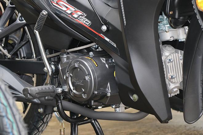 Xuất hiện xe tiểu SH - na ná Honda SH với trang bị độc nhất phân khúc - Ảnh 9.