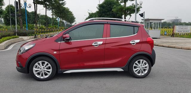 Bán lại VinFast Fadil base giá 405 triệu, chủ xe bị CĐM hỏi trêu: 'Bác để giá cho vui à?' - Ảnh 1.