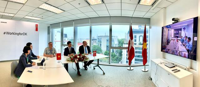 Khởi động dự án điện gió vốn đầu tư 10 tỷ USD tỉnh Bình Thuận - Ảnh 1.