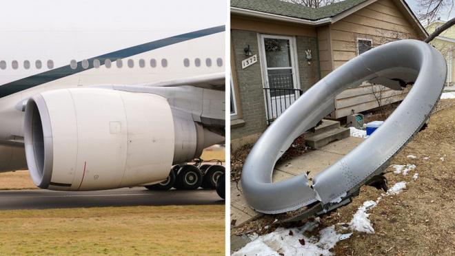 Hoá ra máy bay hỏng động cơ, rơi linh kiện xuống mặt đất xảy ra thường xuyên hơn bạn nghĩ - Ảnh 1.