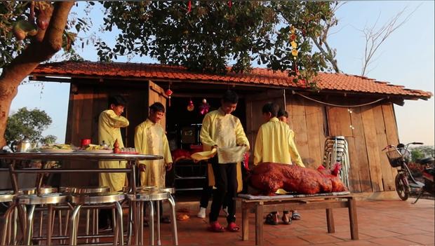 Một YouTuber đình đám của Việt Nam vừa cưới vợ, sính lễ vô cùng khác lạ nhưng cũng chưa gây chú ý bằng dàn phù rể - Ảnh 5.