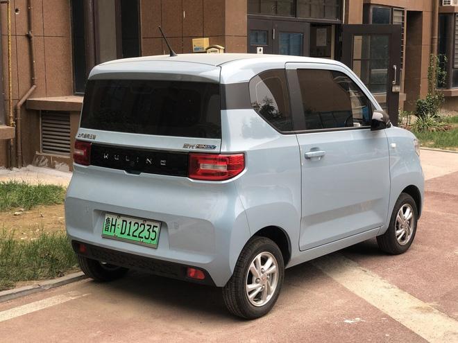 Chiếc xe điện tí hon này của Trung Quốc bán chạy hơn cả Tesla vào tháng trước - Ảnh 2.