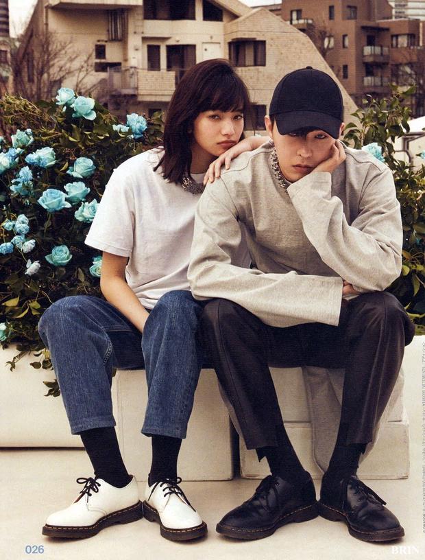 Nhan sắc dàn bạn gái quá hot của G-Dragon: Jennie át cả minh tinh Joo Yeon về độ sexy, 2 nàng thơ Nhật Bản khuynh đảo châu Á - Ảnh 11.