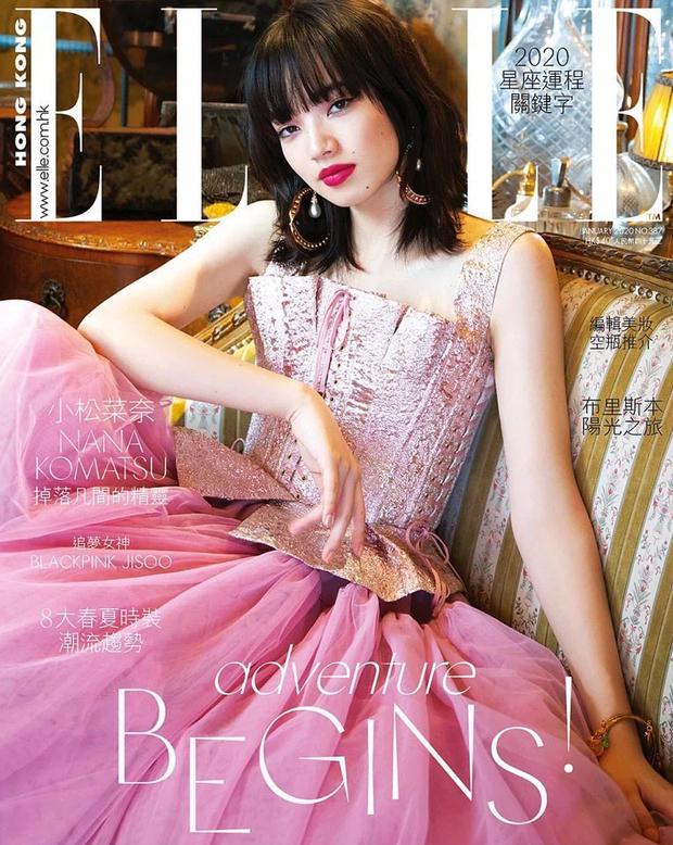 Nhan sắc dàn bạn gái quá hot của G-Dragon: Jennie át cả minh tinh Joo Yeon về độ sexy, 2 nàng thơ Nhật Bản khuynh đảo châu Á - Ảnh 17.