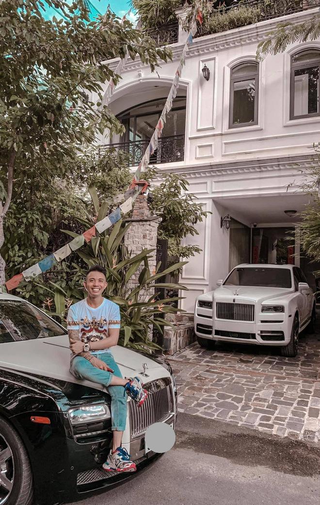 Chưa vội lên tiếng chuyện ly hôn, Minh Nhựa đang bận đi comment dạo về siêu xe gần 30 tỷ đồng - Ảnh 3.