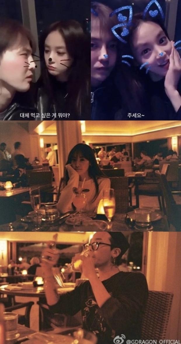 Nhan sắc dàn bạn gái quá hot của G-Dragon: Jennie át cả minh tinh Joo Yeon về độ sexy, 2 nàng thơ Nhật Bản khuynh đảo châu Á - Ảnh 21.