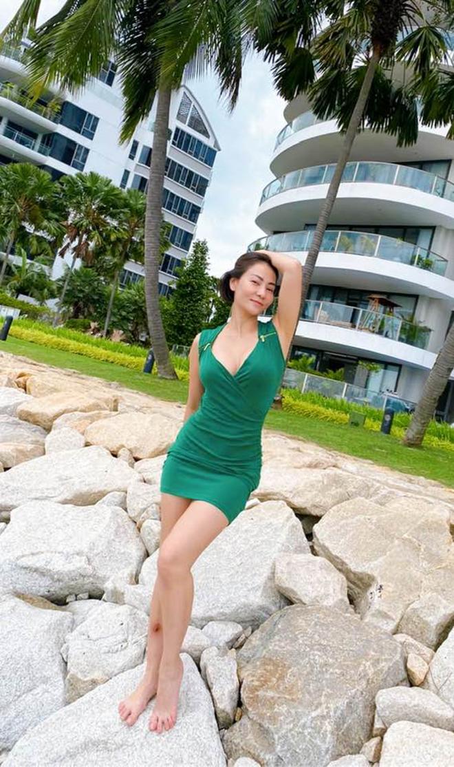 Ảnh bikini nóng bỏng, gây chú ý ở độ tuổi U50 của Thu Minh - Ảnh 9.