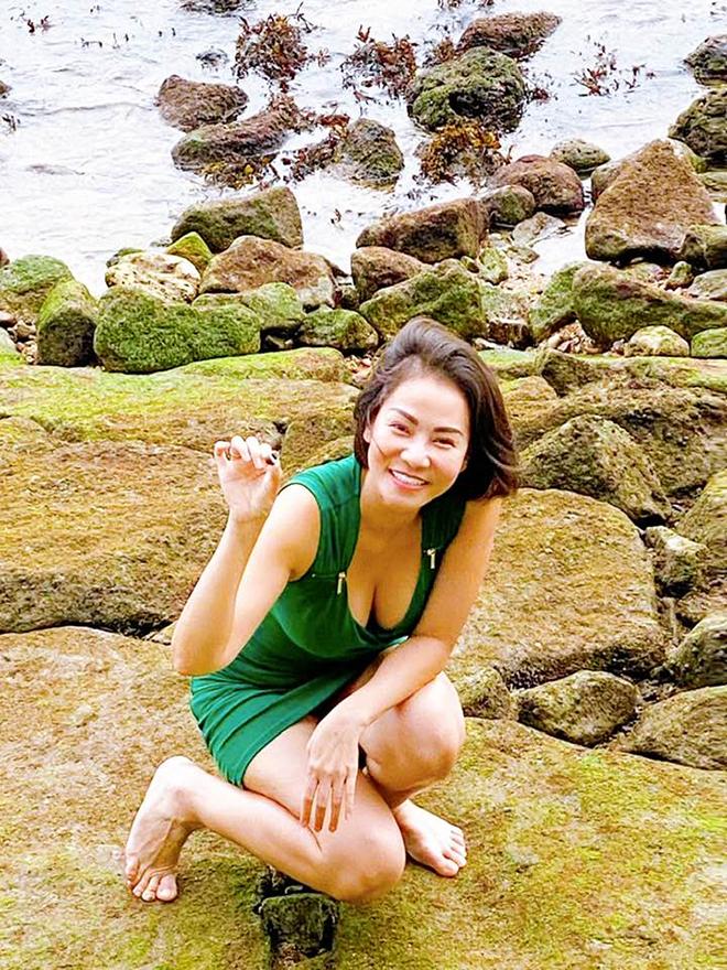Ảnh bikini nóng bỏng, gây chú ý ở độ tuổi U50 của Thu Minh - Ảnh 10.