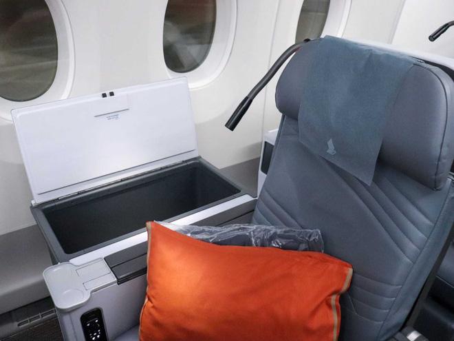 Bí mật ẩn sau 6 chiếc ghế luôn cháy vé của hãng hàng không Singapore Airlines - Ảnh 3.