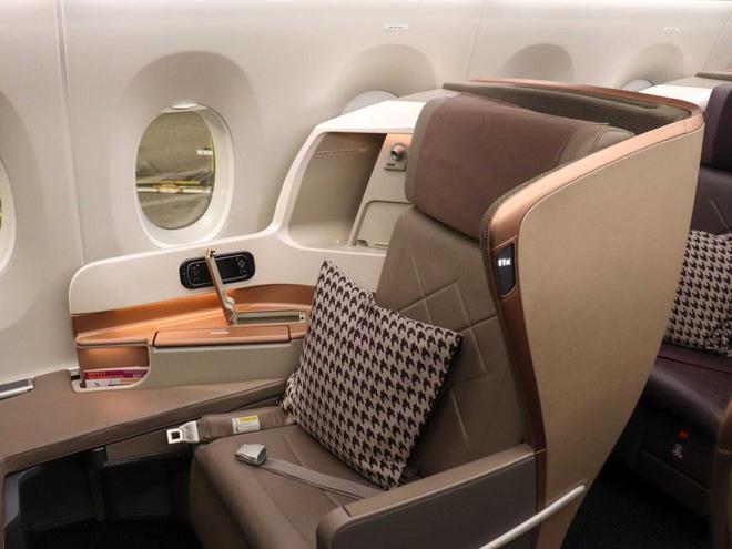 Bí mật ẩn sau 6 chiếc ghế luôn cháy vé của hãng hàng không Singapore Airlines - Ảnh 8.