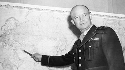 Đội quân Vlasov của Mỹ và các kịch bản chống Liên Xô của Dwight D. Eisenhower - Ảnh 2.
