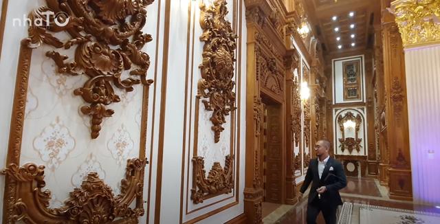 Lạc lối trong cung điện của đại gia Thành Thắng Group: Cao bằng toà nhà 18 tầng, diện tích sàn 15.000m2, 20 phòng ngủ, dát vàng khắp nơi  - Ảnh 8.