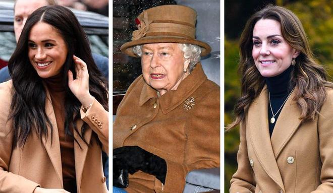 Những lần Hoàng gia Anh dùng trang phục để phát đi thông điệp bí mật: Hoá ra không chỉ sang trọng mà còn thật tinh tế - Ảnh 9.