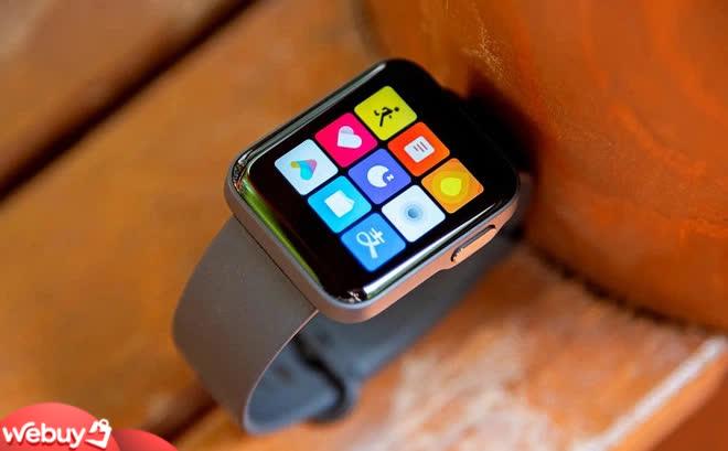 Đồng hồ thông minh giá rẻ giảm sốc 50%, hàng đẹp long lanh, pin 7 ngày giá 500.000 đồng