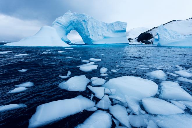 Cục nước đá này to bằng cả Hà Nội, đó chính là lượng băng tan mỗi năm trên Trái Đất - Ảnh 1.