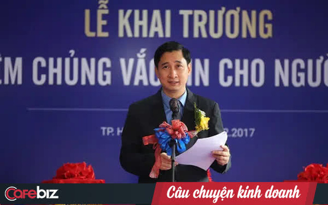 Người đưa 30 triệu liều vaccine COVID-19 về Việt Nam: Doanh nhân khét tiếng ngành Dược, sở hữu hệ sinh thái thu vài nghìn tỷ đồng/năm - Ảnh 2.