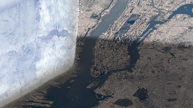 Cục nước đá này to bằng cả Hà Nội, đó chính là lượng băng tan mỗi năm trên Trái Đất - Ảnh 6.